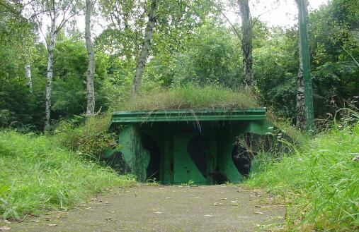 Bunker Rövershagen